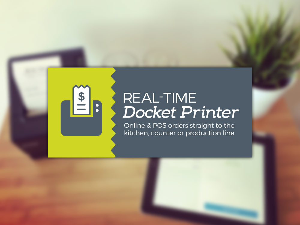 REAL-TIME Docket Printer
